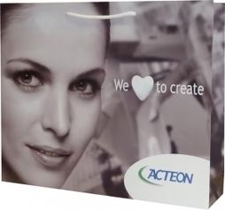 Le sac luxe d'Actéon vous fait les yeux doux!   Sac luxe publicitaire   Scoop.it