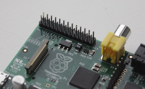 Tutorial: Raspberry Pi GPIO Pins and Python | TechnDesign&use | Scoop.it