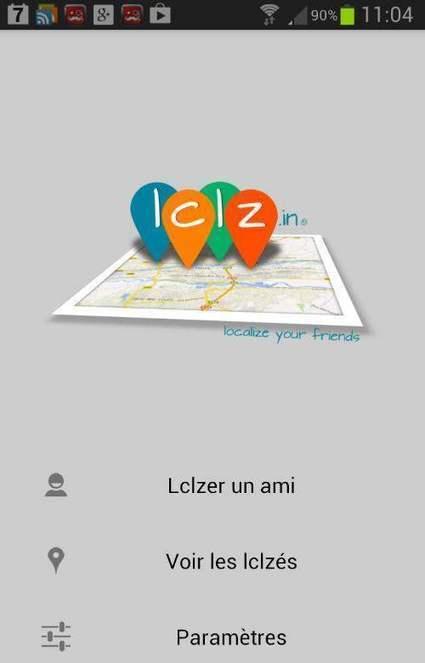 Une application Android pour demander sa position géographique à un ami, Lclz | Les Infos de Ballajack | Geekerie&co | Scoop.it