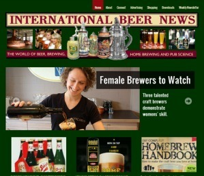 VISIT INTERNATIONAL BEER NEWS | International Beer News | Scoop.it