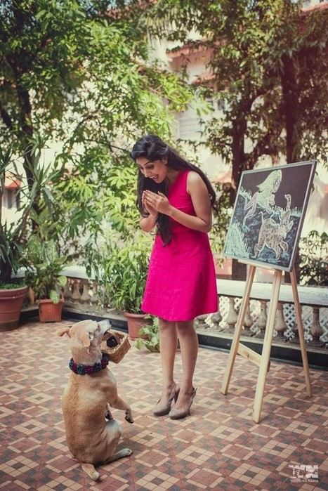 MitAli Wedding Prep!  All You Need Is Love & Your Dog ! | Weddingplz | Scoop.it