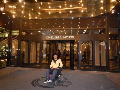 My Accessible Stay at Chelsea Hotel Toronto - Accessible Travels & Vacations | Accessible Tourism | Scoop.it