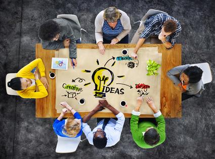 3 forma de ejercitar la creatividad según un experto | Social Media & Actualidad 2.0 | Scoop.it