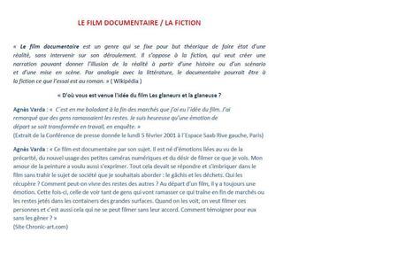 Un documentaire ?   Agnès Varda, Les glaneurs et la glaneuse et les élèves de 3C   Scoop.it