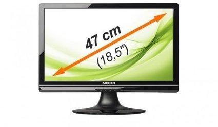(1)   Medion E53021 47 cm (18,5 Zoll) LCD-Monitor (VGA, 5ms Reaktionszeit) schwarz | Günstige Monitore Kaufen | Scoop.it