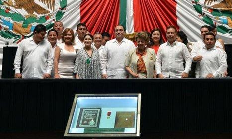 Entrega el gobernador Roberto Borge Angulo - La Revista Peninsular   RBA   Scoop.it