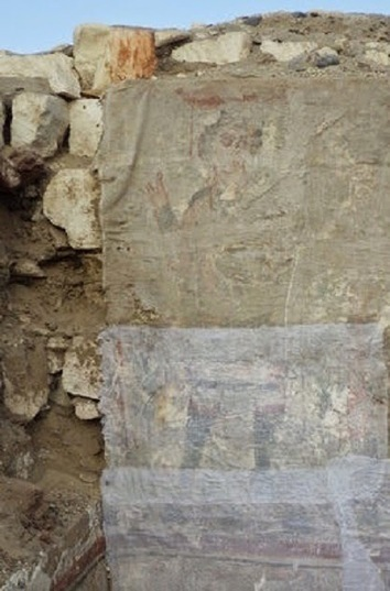 Early Coptic image of Jesus found at Oxyrhynchus | The Archaeology News Network | Kiosque du monde : Afrique | Scoop.it