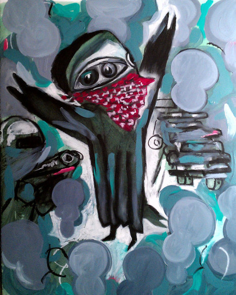 Impressionistic art:  Angryarabiya & the SF's | Human Rights and the Will to be free | Scoop.it