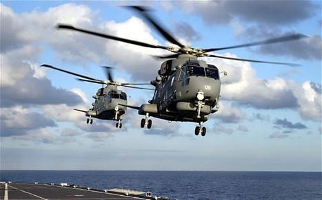 India dreigt met schrappen helikopteraankoop Italiaanse verkoper   Vliegende tuigen   Scoop.it