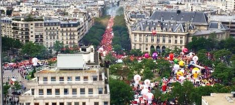 Form France to Europe. Building a Transnational Social Strike   Networked Labour   Scoop.it