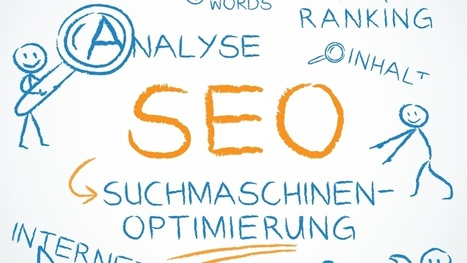 SEO im Marketing-Mix: Ein Blick aus der Vogelperspektive | coolwebworks | Scoop.it