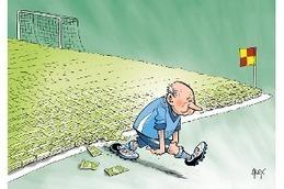 2015 sous le crayon de caricaturistes suisses - SWI swissinfo.ch | Suisse | Scoop.it