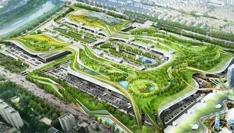 Massive 131 Acre Green Roof Planned for Seoul | Restorative Developments | Scoop.it