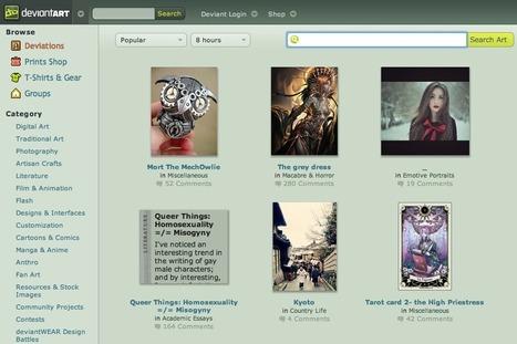 10 redes sociales para artistas e instituciones culturales | Sociedad 3.0 | Scoop.it