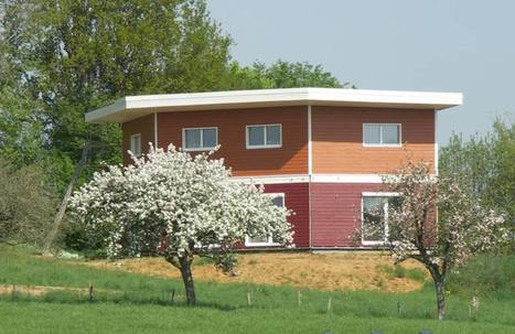 1.800 euros/m², c'est le prix pour faire construire sa maison en paille | Dans l'actu | Doc' ESTP | Scoop.it
