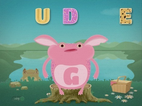 Two Fun iPad Apps to Help Children Learn the Alphabet | NOLA Ed Tech | Scoop.it