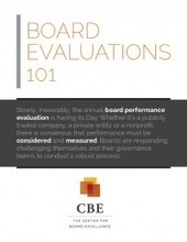 Refreshing Your Board: How to Make Sure Your Corporate Board Reflects Your Values | Good Governance | Scoop.it