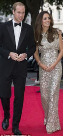 Welcome to William Adoki's blog.......its all about entertainment!!!!!: Kate Middleton appears in a lovely dress for a red carpet event | williamadoki.blogspot.com | Scoop.it
