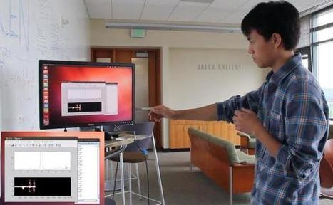 Le contrôle gestuel sans caméra, c'est possible | Nouvelles Interactions | Scoop.it