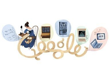 Google doodle celebrates Ada Lovelace's 197th birthday   Switch Magazine   Scoop.it