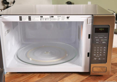 GE Profile Series Countertop Microwave Oven - CNET | Microwave Convection Oven Combo | Scoop.it