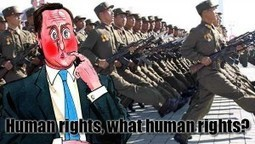 Dave Cameron Takes A Principled Stand On Human Rights In Beijing | News From Stirring Trouble Internationally | Scoop.it
