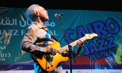 Iconic Brazilian musician Gilberto Gil mesmerises audience at Cairo Jazz Festival (VIDEO) - Music - Arts & Culture - Ahram Online | JazzLife | Scoop.it