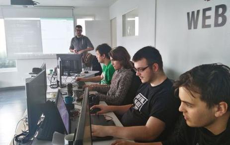 Villeneuve : quand les développeurs web poussent au pied de la cité | 500 entreprises en mouvement | Scoop.it