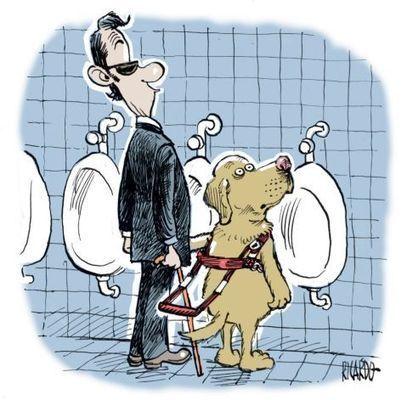 Sulla disabilità il dolce sorriso di 25 vignette   Disabilità e dintorni   Scoop.it