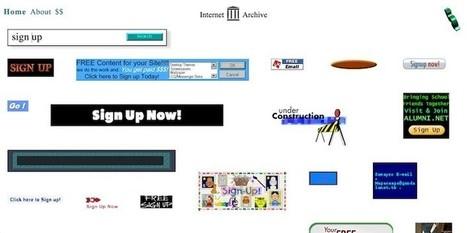 GifCities, una recopilación de millones de gifs animados del pasado | Educacion, ecologia y TIC | Scoop.it