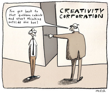 How can you teach Creativity? | Creativity in ELT | Scoop.it