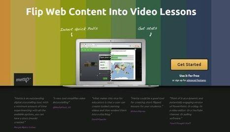 Metta, crea presentaciones multimedia interactivas con encuestas incluidas   eLearning   Scoop.it