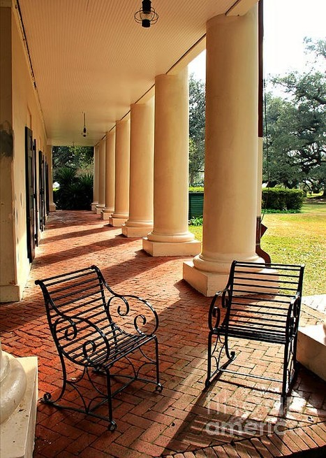Shadows | Oak Alley Plantation: Things to see! | Scoop.it
