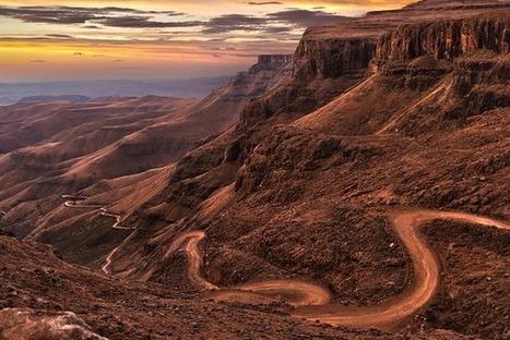 Top 15 des routes les plus belles du monde !   Voyager malin !   Scoop.it