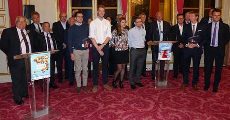 Bilan et résultats de la 22ème édition du concours national de la création d'entreprises agroalimentaires - Agro Media | Actualité de l'Industrie Agroalimentaire | agro-media.fr | Scoop.it