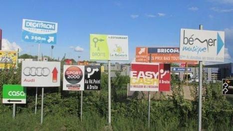 Urbanisme. Les publicités au bord des routes, c'est fini ! | Au hasard | Scoop.it