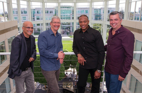 "Internet reacciona al ""matrimonio"" entre Apple y Beats 