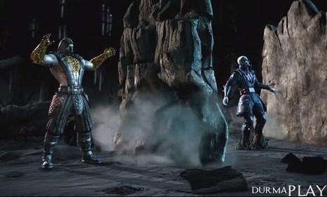 Mortal Kombat X Tremor Resmi Tan | Counter Strike Global Offensive | Scoop.it