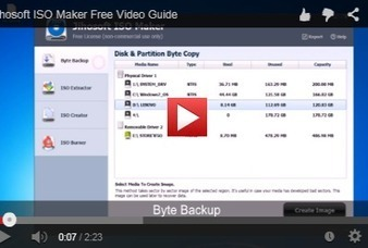 Jihosoft ISO Maker Free | Software libre, web 2.0 y otras cosas | Scoop.it