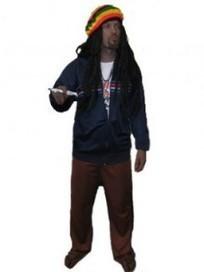 Déguisement Rasta, chanteur reggae Bob Marley | déguisement pour carnaval | Scoop.it