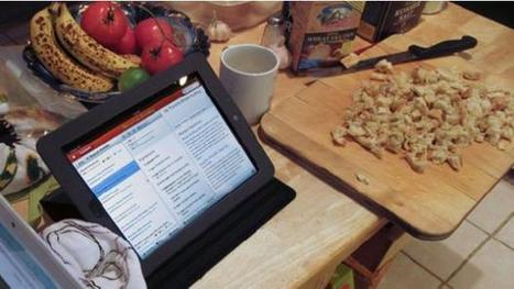 It's a feast: Top 10 free cooking apps | Know Your Mobile | How to Use an iPhone Well | Scoop.it