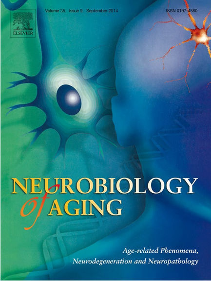 Neurobiology of Aging, September 2014, Volume 35, Issue 9, Pages 1961-2182 | Age Concern | Scoop.it