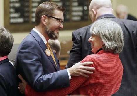 Minnesota Legalizes Gay Marriage | Abby's Current Issues | Scoop.it