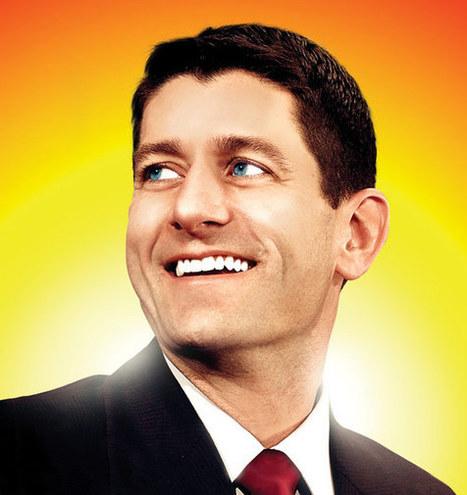 The Legendary Paul Ryan assures Romney will not be elected | Common Sense Politics | Scoop.it