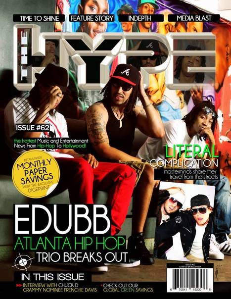 Client EDUBB gets first national magazine cover with The Hype Magazine | Doby Communications, Inc. | EDUBB | Scoop.it