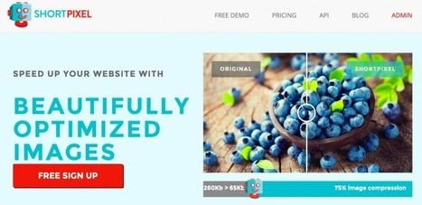 ShortPixel. Mettez les images de votre blog au régime | Les outils du Web 2.0 | Scoop.it