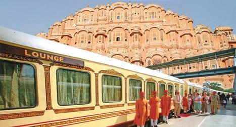 Maharaja Express | The Indian Maharaja | Palace on wheel | Palace on wheels | Scoop.it