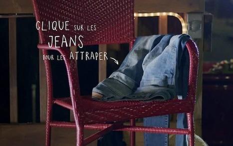 The Liberation, un court métrage interactif pour ONLY Jeans | Brands + Contents | La TV connectée et le commerce by JodeeTV | Scoop.it