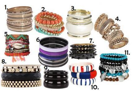 Why should you buy bangles and bracelets by Vogue Crafts | BlingStation: Online Jewelry Shopping Store | Scoop.it