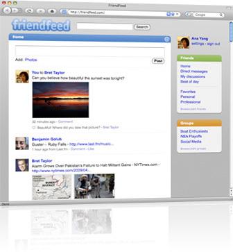 FriendFeed   COMUNICACIONES BANDA CIUDADANA CB27   Scoop.it